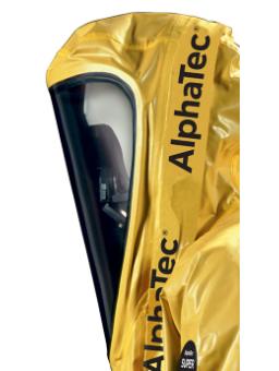 Внутренняя антизапотевающая защитная пленка на экран костюма AlphaTec