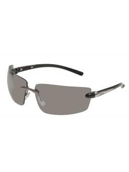 Очки MSA Alaska, солнцезащитные, серебристо-зеркальные, UV400 (Антизапотевающие)