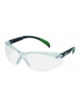 Очки MSA Blockz защитные, прозрачные линзы (Антизапотевающие)