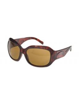 Очки MSA Milan, солнцезащитные женские, темно-коричневые линзы (Антизапотевающие)
