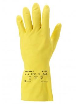 Перчатки Ansell AlphaTec® (Econohands Plus) 87-190