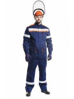 Костюм защитный от электродуги мужской СП011-ЛII