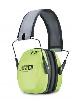 Противошумные наушники со складным оголовьем Leightning L2FHV Хай-Виз Honeywell