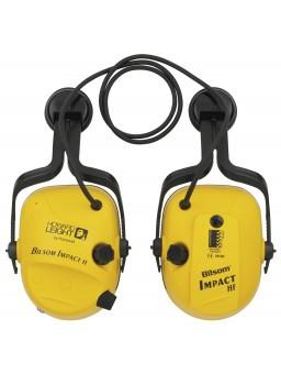 Активные наушники с креплением на каску Honeywell Impact H