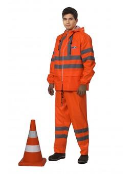 Костюм ПВХ Extra- Vision WPL оранжевый